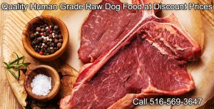 Fido Fitness Club Offers Quality Human Grade Raw Dog Food